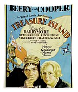 Treasure Island 1934 Tapestry
