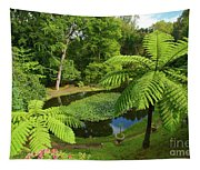 Tree Ferns Tapestry