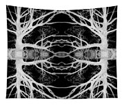 Tree Kaleidescope  Tapestry