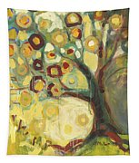 Tree Of Life In Autumn Tapestry by Jennifer Lommers