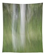 Tree Trunk Motion Tapestry