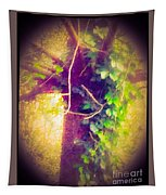 Tree With Vine Tapestry