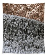 Rock, Paper, Scissors Tapestry