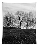 Trees In April Tapestry