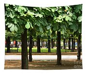 Trees Of Tuilieres Tapestry