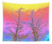 Treetops 1 Tapestry