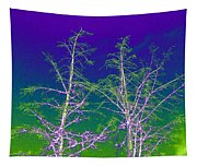 Treetops 3 Tapestry