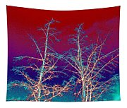 Treetops 4 Tapestry