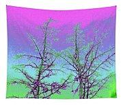 Treetops 5 Tapestry