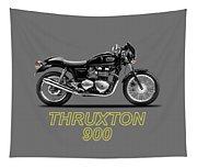 Triumph Thruxton Tapestry