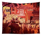 Triumphal Welcome Tapestry