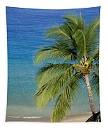 Tropical Beach Tapestry