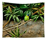 Tropical Bird 3 Tapestry