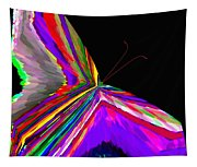 Tropical Butterfly Tapestry