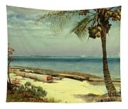 Tropical Coast Tapestry