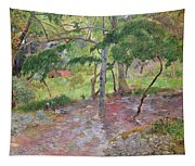 Tropical Landscape Tapestry