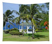 Tropical Paradise Tapestry