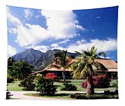 Tropical Plantation Tapestry