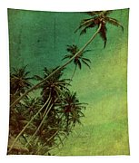 Tropical Vestige Tapestry
