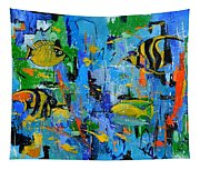 Tropican Dream Tapestry