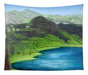 Trout Lake North Tapestry