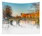 True Colors Of Amsterdam Tapestry