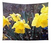 Trumpets Of Spring Tapestry