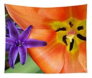 Tulip And Company Tapestry