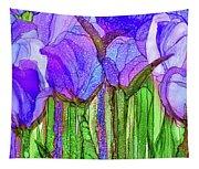 Tulip Bloomies 3 - Purple Tapestry