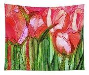 Tulip Bloomies 4 - Red Tapestry
