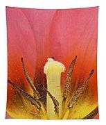 Tulip Center Tapestry
