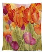 Tulip Glory Tapestry