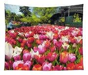 Tulip Parade Tapestry