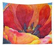 Tulip Splendor Tapestry