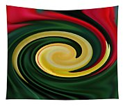Tulip Swirl Tapestry