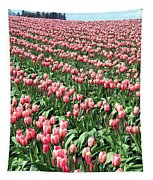 Tulip Town 14 Tapestry