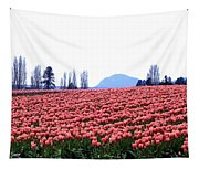 Tulip Town 3 Tapestry