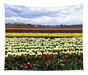 Tulip Town 4 Tapestry