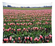 Tulip Town 5 Tapestry