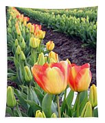 Tulip Town 6 Tapestry