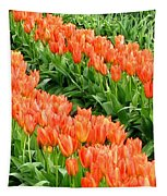 Tulip Town 7 Tapestry