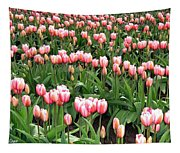Tulip Town 8 Tapestry