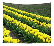 Tulip Town 9 Tapestry