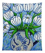 Tulip Tranquility Tapestry