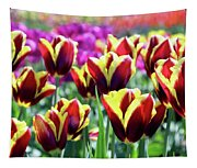 Tulip Treasures Tapestry
