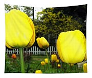 Tulipfest 8 Tapestry