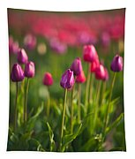Tulips Dream Tapestry