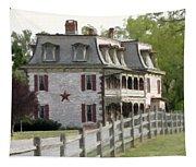 Tulpehocken Manor Plantation Historic Site  Tapestry