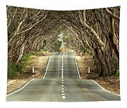 Tunnel Of Trees Tapestry