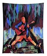 Tunnel Rocking Tapestry